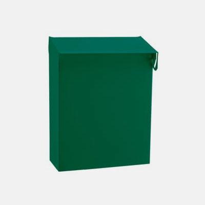 Postkasse, Bosca 28, grønn