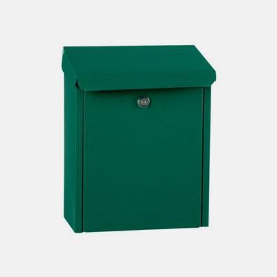 Postkasse, Bosca 35, grønn